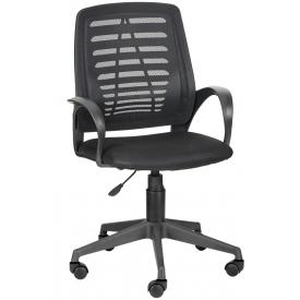Кресло ИРИС черный