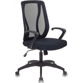 Кресло MC-411/26-28 черный