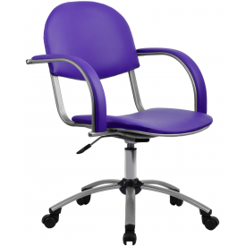 Кресло MP-70 Al dollaro фиолетовый