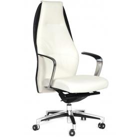 Кресло Basic белый/черный