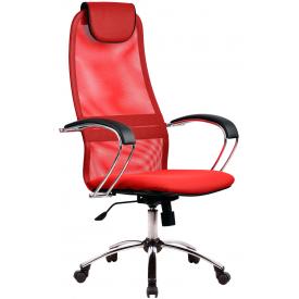 Кресло BK-8 Ch красный