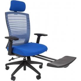 Кресло CH-285 синий