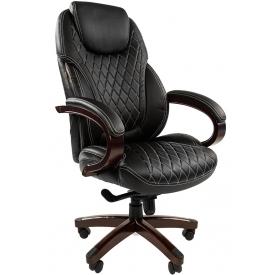 Кресло CH-406 черный
