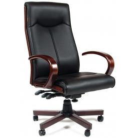 Кресло CH-411 черный