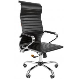 Кресло CH-701 Эко черный