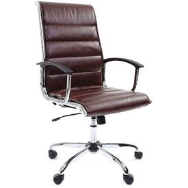 Кресло CH-760 коричневый