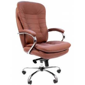 Кресло CH-795 Эко коричневый