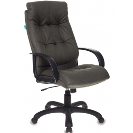 Кресло CH-824B/F4 темно-серый