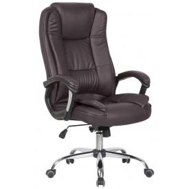 Кресло CLG-616 LXH коричневый