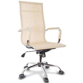 Кресло CLG-619 бежевый