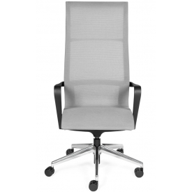 Кресло Cosmo серый