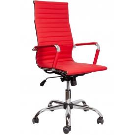Кресло Elegance ECO красный