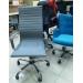 Кресло Elegance серый ткань