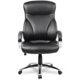 Кресло H-9582L-1K черный