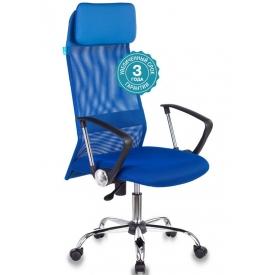 Кресло KB-6N/SL синий