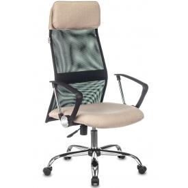 Кресло KB-6N черный/бежевый