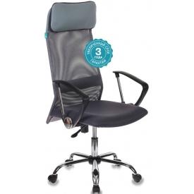Кресло KB-6SL/DG/TW-12 серый
