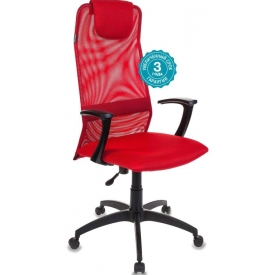 Кресло KB-8 красный