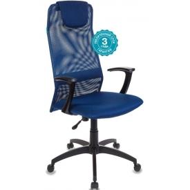 Кресло KB-8 синий