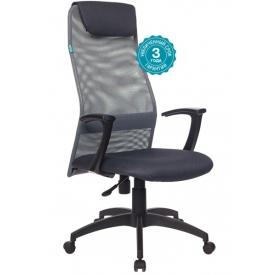 Кресло KB-8N серый