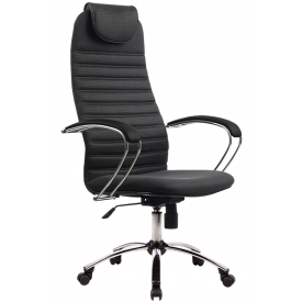 Кресло Кресло BK-10 Ch серый