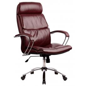 Кресло LK-15 Ch бордовый