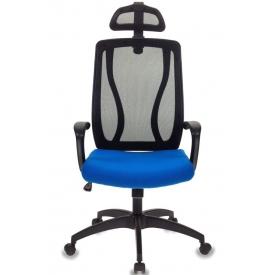 Кресло MC-411-H/B/26-21 синий