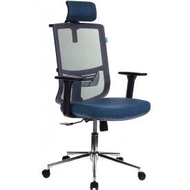 Кресло MC-612-H/DG/DENIM