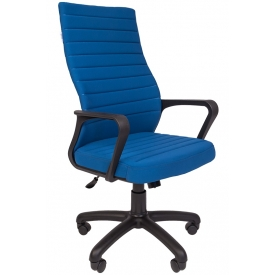 Кресло PK-165 S голубой