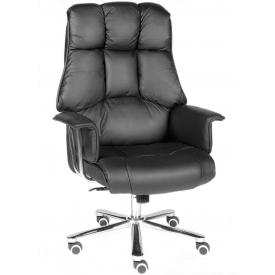 Кресло President черный