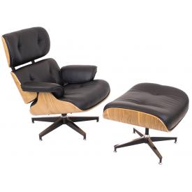 Кресло RELAX PU черный