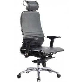 Кресло Samurai K-3 черный