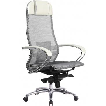 Кресло Samurai S-1 белый лебедь