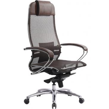 Кресло Samurai S-1 коричневый