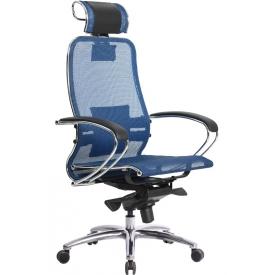 Кресло Samurai S-2 синий