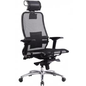 Кресло Samurai S-3 черный