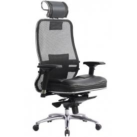 Кресло Samurai SL-3 черный