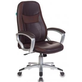 Кресло T-9910N коричневый