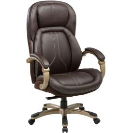 Кресло T-9919 коричневый