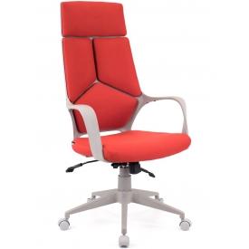 Кресло Trio Grey-TM красный
