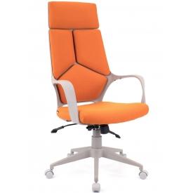 Кресло Trio Grey-TM оранжевый
