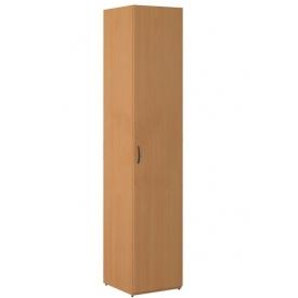 Стеллаж закрытый узкий 5 полок (ВхШхГ)2010х430х450