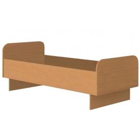 Кровать одноярусная (ВхШхГ)600х1940х740