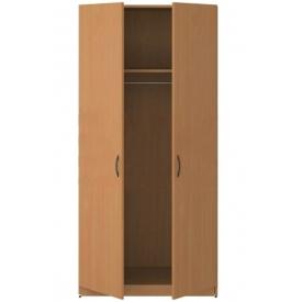 Шкаф 2-х дверный не комбинированный (ВхШхГ)1800х860х520
