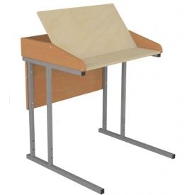 Стол для черчения и рисования (ВхШхГ)742х665х515